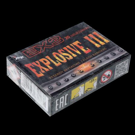 Explosive III EX3 F3 10/50/20 5/50/20