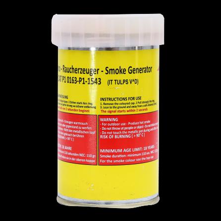 Mr.Smoke 2 White Bianco