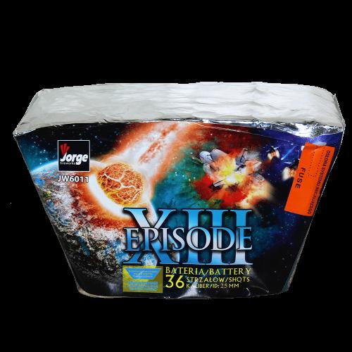 Wyrzutnia JW6011 4/1 EXPISODE XIII