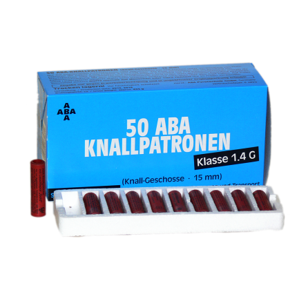 ABA Knallpatronen, Petardy