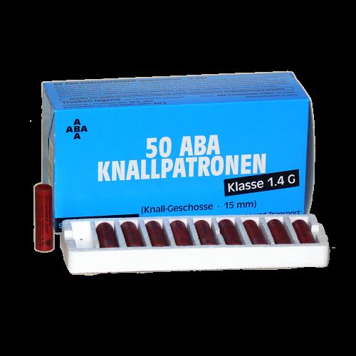 ABA Knallpatronen, Petardy