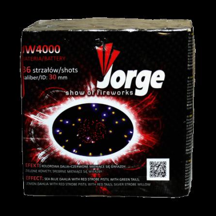 Wyrzutnia JW4000 Show Of Fireworks