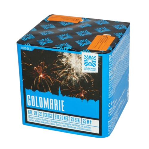 Goldmarie 25s AC20-25-3