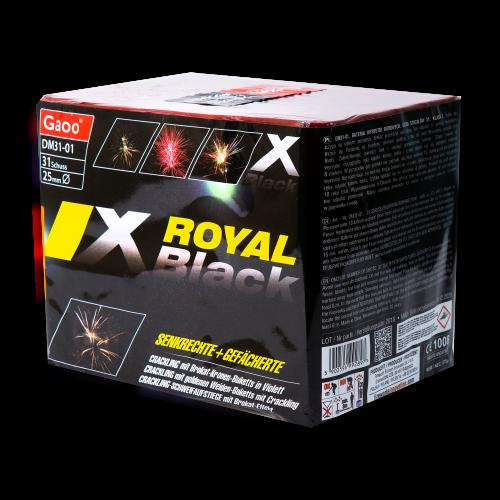 X-Black Royal / Royal Flash 31s DM31-01