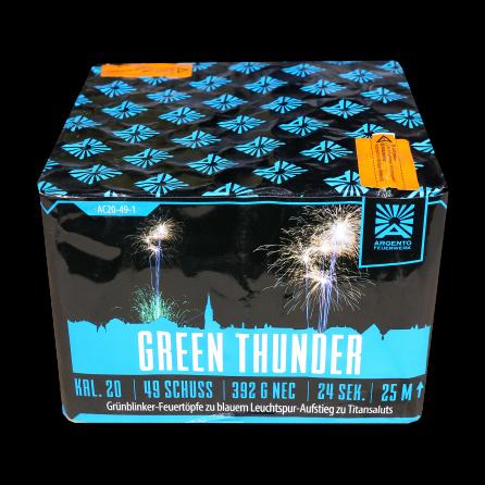 Green Thunder 49s AC20-49-1-B F2 8/1