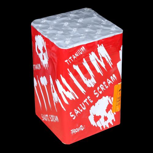 Titanium Salute Scream 25s TB170 F2 6/1