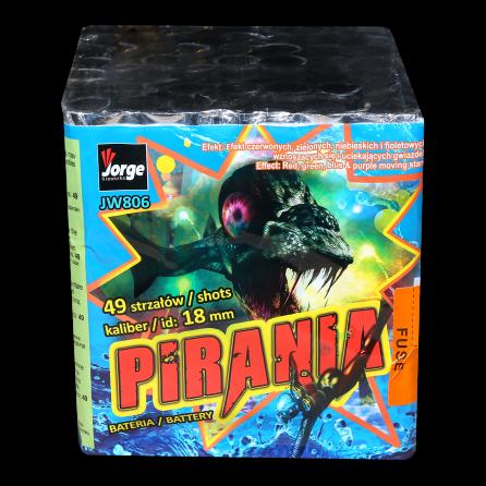 Pirania 49s JW806 F2 8/1
