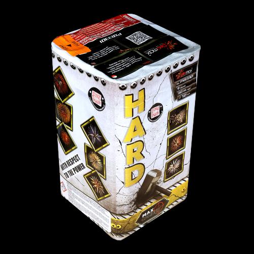 "Hard 2"" 9s PXB3301 F3 6/1"
